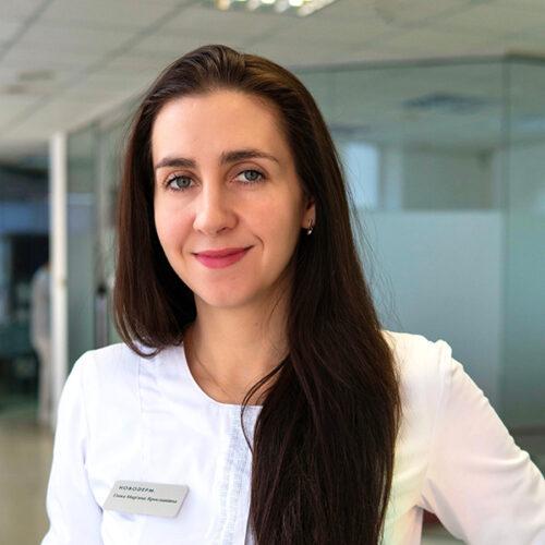 Лікар Дерматовенеролог, трихолог клініки Новодерм