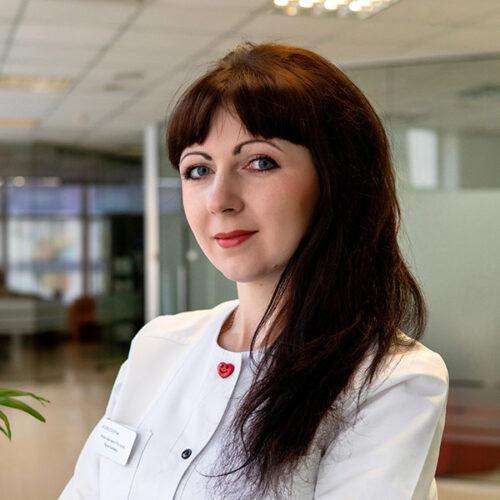 Лікар Терапевт клініки Новодерм